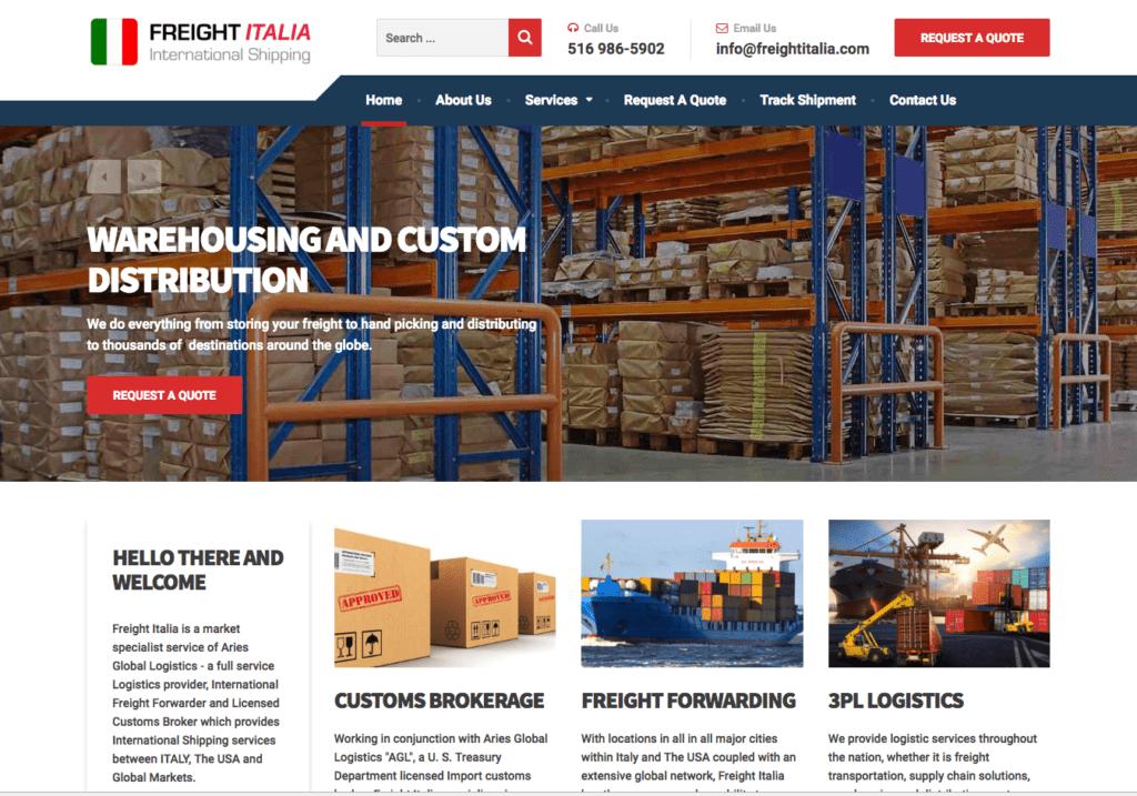 Freight Italia | TunedUp Media