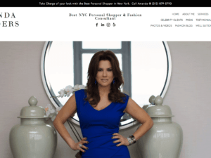 Amanda Sanders Home Page