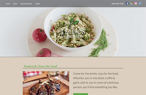tribes_website_template